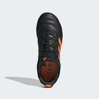 Chaussure Copa 20.1 Terrain souple Noir Enfants Football