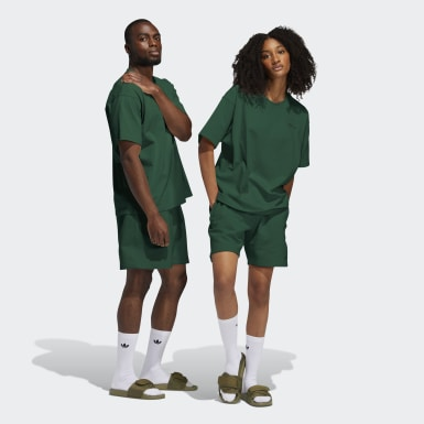 Short Pharrell Williams Basics (Non genré) Vert Originals