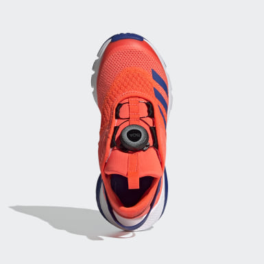 Kinder Training ActiveFlex Boa Schuh Orange