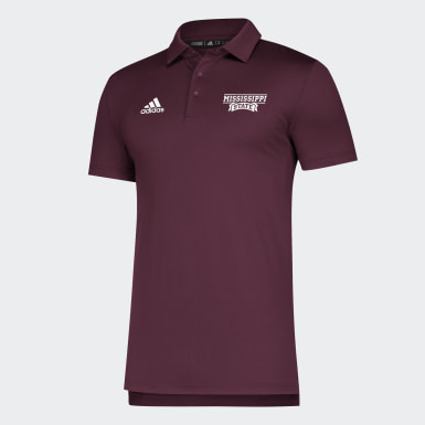 Men's Athletics Multicolor Bulldogs Game Mode Polo Shirt