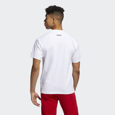 T-shirt Forum Blanc Hommes Originals