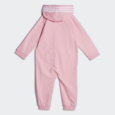 Combinaison rose Bambins & Bebes Entraînement