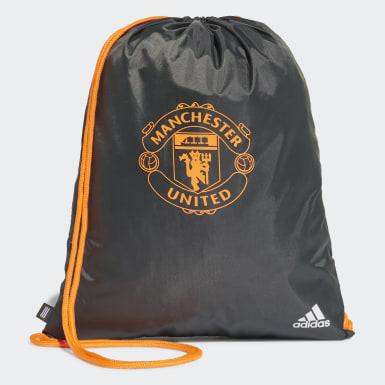 Voetbal Groen Manchester United Gymtas