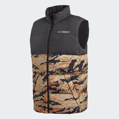 TERREX Black Terrex Explore Reversible Down Vest