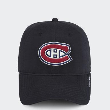 Men Sport Inspired Multicolor Canadiens Primeblue Slouch Adjustable Cap