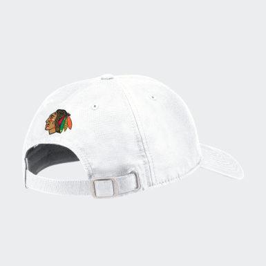 Men's Hockey Multicolor Blackhawks Coach Slouch Adjustable Hat