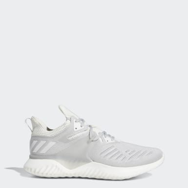 Running White Alphabounce Beyond Shoes