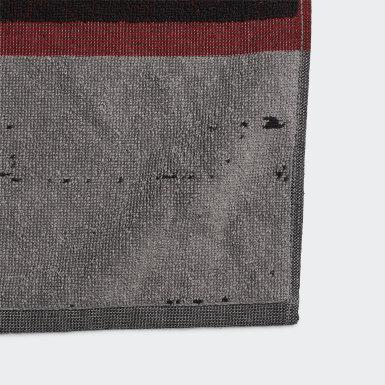 Svømning Sort FC Bayern München Cotton håndklæde