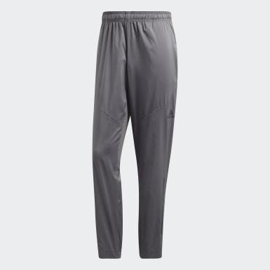 Mænd Træning Grå Climacool Workout bukser