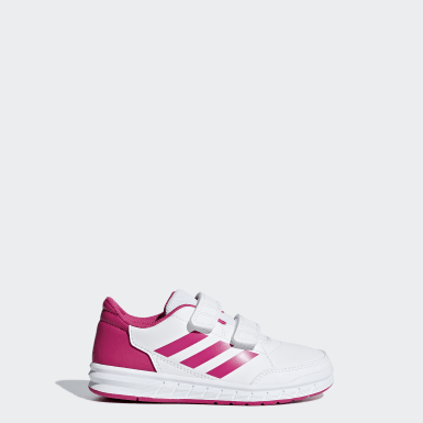 adidas Altasport K White buy and offers on Traininn