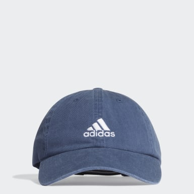 Gorra Dad Azul Training
