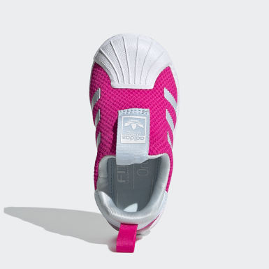 Chaussure Superstar360 Rose Filles Originals