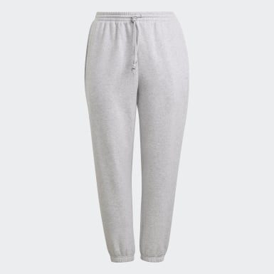 Pantaloni Cuffed Grigio Donna Originals