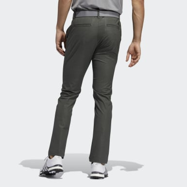 Men Golf Green Ultimate365 Herringbone Pants