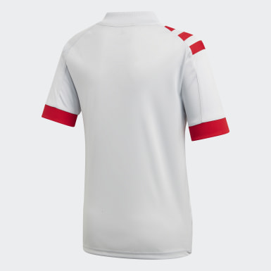 Youth Soccer Grey Toronto FC Away Jersey