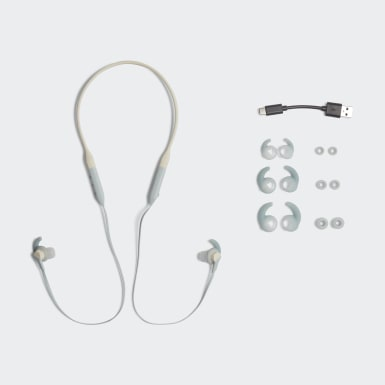 Running Turquoise adidas RPD-01 SPORT-IN EAR Earbuds
