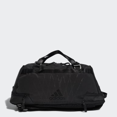 Golf Black Tech Three-Way Backpack
