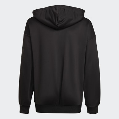 Veste à capuche ample UP2MV AEROREADY Noir Filles Studio