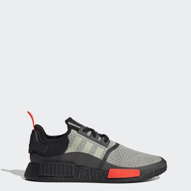 Men Originals Green NMD_R1 Shoes