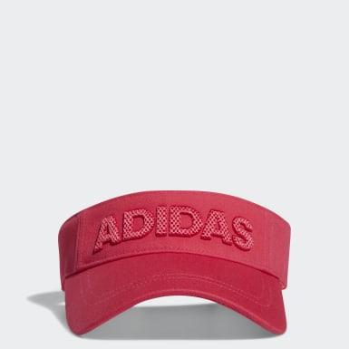 ผู้หญิง กอล์ฟ สีชมพู หมวกไวเซอร์ Capital