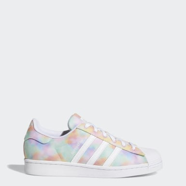Women's Originals Grey Superstar Shoes