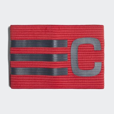 красный Капитанская повязка