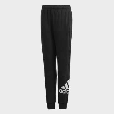 Youth Sport Inspired Black Must Haves Pants