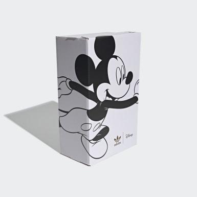 Scarpe Disney Mickey Mouse Stan Smith Bianco Uomo Originals