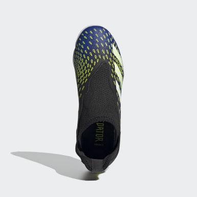 Zapatilla de fútbol sala Predator Freak.3 Laceless Indoor Negro Niño Futsal