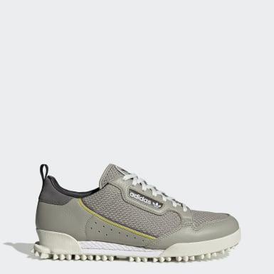 Kvinder Originals Beige Continental 80 Baara sko
