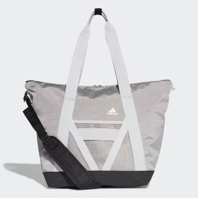 Kvinder Træning Grå ID tote-taske