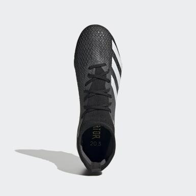 Zapatos de fútbol Predator Mutator 20.3 Terreno Firme Negro Hombre Fútbol
