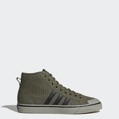 7cc0dfd9ea Men - Green - High Tops - Sale | adidas US