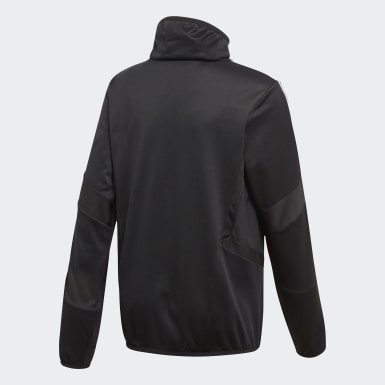 Sudadera Warm Tiro 19 Negro Niño Training