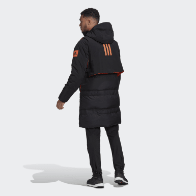 Men's Lifestyle Black MYSHELTER COLD.RDY Parka