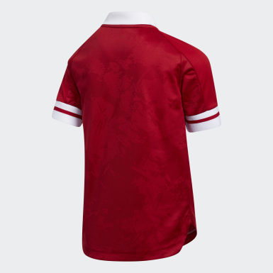 Kinderen Voetbal Rood Condivo 20 Voetbalshirt