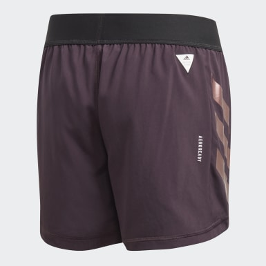 Girls Training Purple The Future Today AEROREADY Shorts