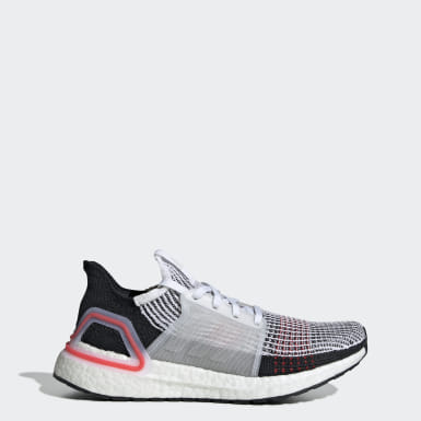 Women's Running White Ultraboost 19 Shoes