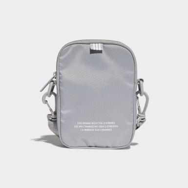 Originals Grey Adicolor Tricolor Festival Bag
