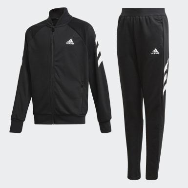 Boys Training Black XFG Tracksuit