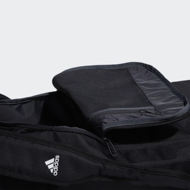 Training Black Duffel Bag 75L