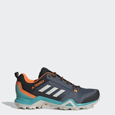 Heren TERREX Blauw Terrex AX3 GORE-TEX Hiking Schoenen