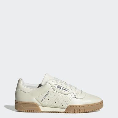 Sapatos Powerphase Bege Mulher Originals