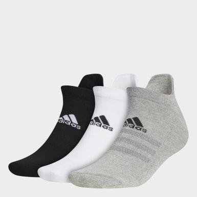 Männer Golf Ankle Socken, 3 Paar Grau