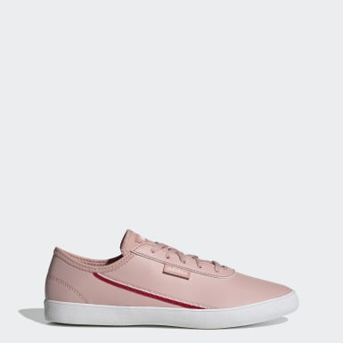 Women Sport Inspired Pink Courtflash X Shoes