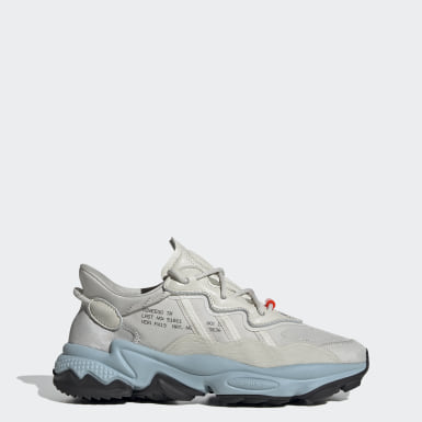 Women Originals Grey OZWEEGO TR Shoes
