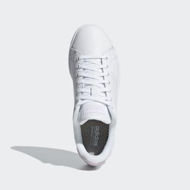 Frauen Walking Advantage Schuh Weiß