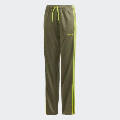 Jongens Training Groen 3-Stripes Broek