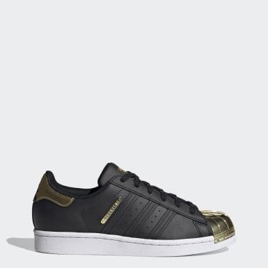Women Originals Black Superstar MT Shoes