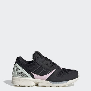 Women Originals Black ZX 8000 Shoes
